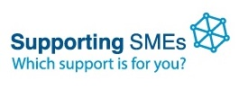 Supporting SMEs logo
